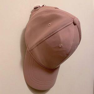 Lululemon Baller Cap in Pink Taupe
